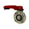 PP Elastomer Seated Butterfly Valve Manual